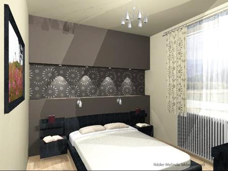56 nm-es lakás felújítás (látvány tervek)  Térformáló Magazin