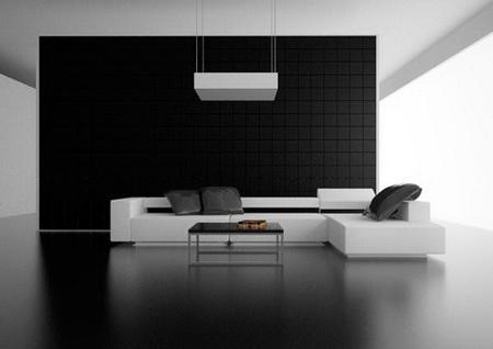 Forgatható prizmatábla a nappaliba