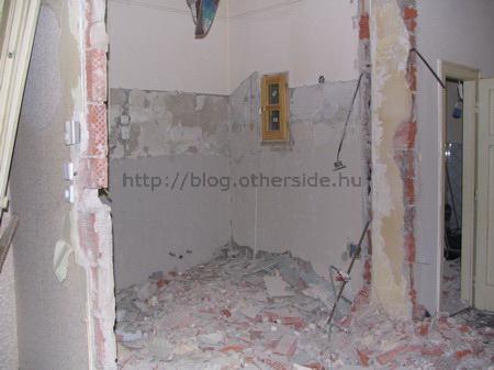 55 nm-es lakás felújítása, fürdőszoba (fotók)  Térformáló Magazin