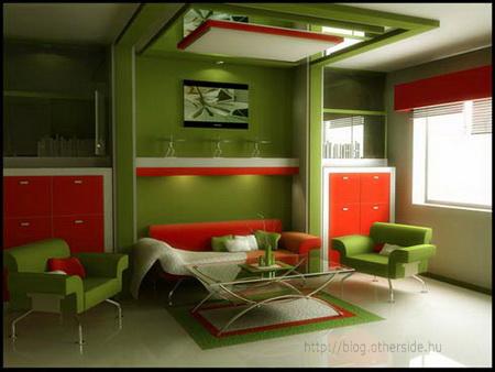 Nappali szoba ötletek  Térformáló Magazin