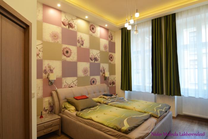 150 nm-es budapesti lakás felújítása