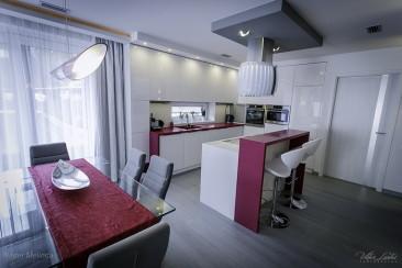 130 nm-es családi ház felújítása