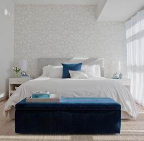 Egy kellemes hálószoba