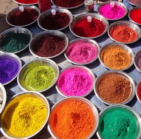 Holi – a színek ünnepe
