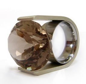 Építészet inspirálta gyűrűk
