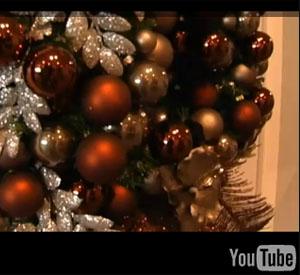Karácsonyi dekorációk készítése