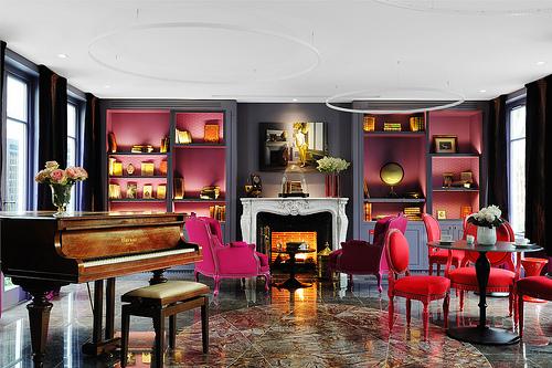 Diszkrét luxus Párizsban