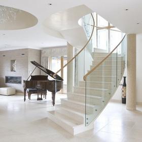 9 inspiráló lépcső modern otthonokba