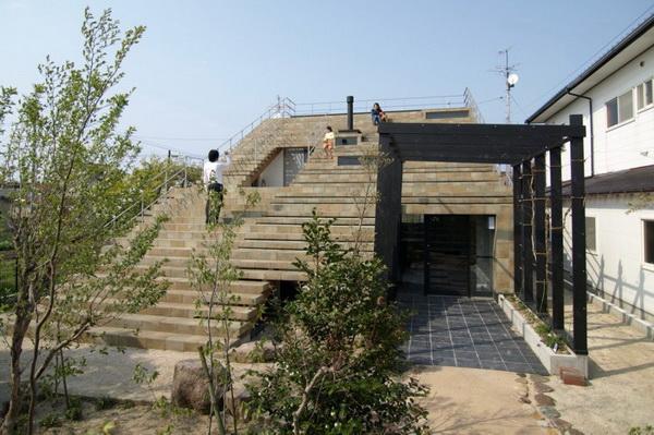 Lépcső Ház