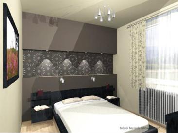 56 nm-es lakás felújítás (látvány tervek)
