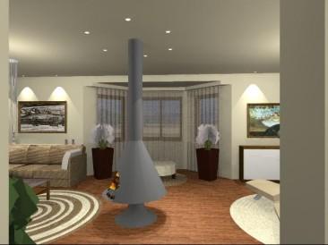 200 nm-es családi ház (látványtervek)