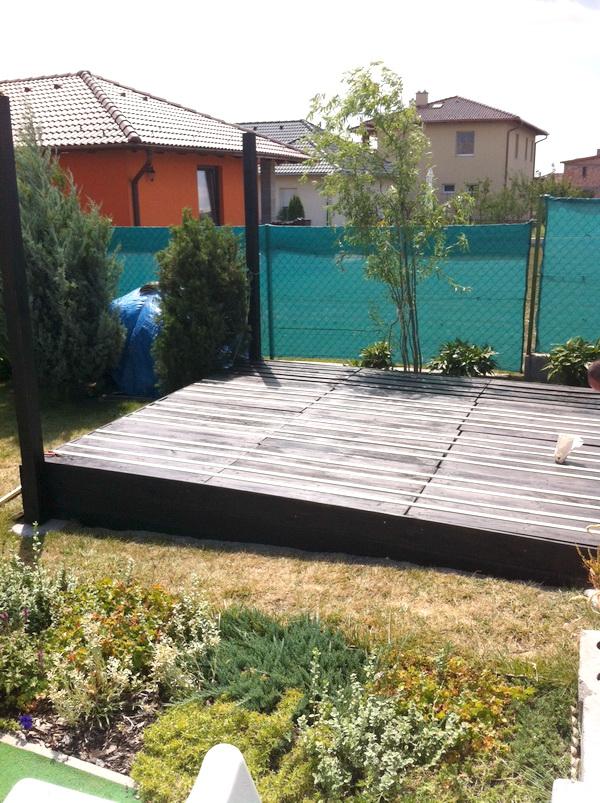 Terasz építés házilag