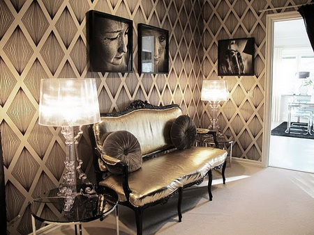 Egy igazi Glamour lakás