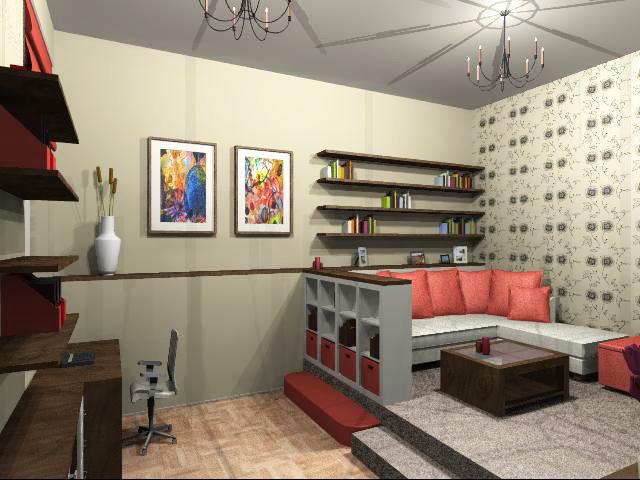 Egyszobás lakás felújítása